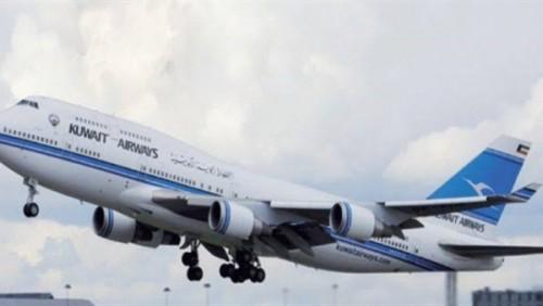 بسبب سوء الأحوال الجوية.. الخطوط الكويتية توقف جميع رحلاتها