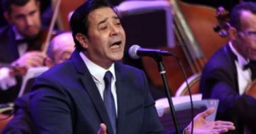 تعرف على موعد حفلة مدحت صالح في مهرجان الموسيقى العربية