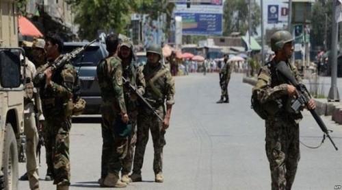مقتل 25 من قوات الأمن الأفغانية في هجوم لطالبان غربي البلاد