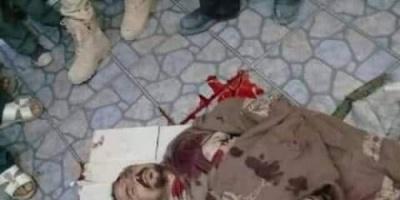 مقتل مشرف مليشيات الحوثي في الضالع