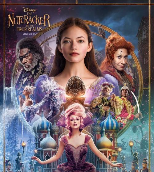 فيلم The Nutcracker and the Four Realms يحطم البوكس أوفس بإيرادات 59 مليون دولار في 3 أيام