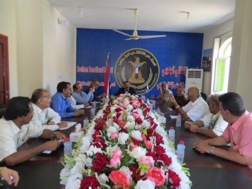 الانتقالي الجنوبي يواصل لقاءاته التشاورية مع الهيئة الوطنية العليا للاستقلال «تفاصيل»
