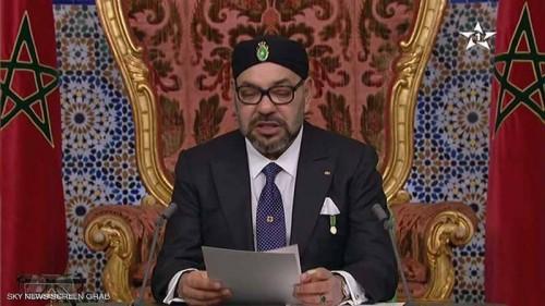 محمد السادس يدعو الجزائر لإجراء حوار لحل الأزمات السياسية