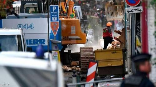 بعد أيام من انهيار المبنى.. العثور على جثة خامسة بفرنسا