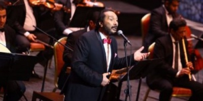 اليوم.. على الحجار يحيي الليلة السابعة لمهرجان الموسيقى العربية