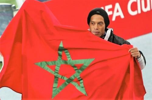 رونالدينيو يتسبب في موجة سخرية من فنانات عربيات