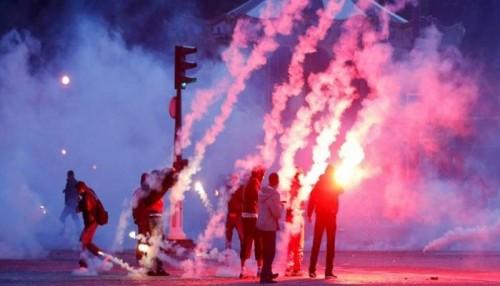 السجن لـ12 مشجع لفريق باريس سان جيرمان الفرنسي