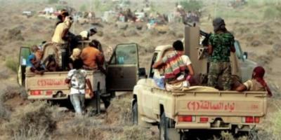 قوات العمالقة تتوغل في شارع صنعاء بمدينة الحديدة