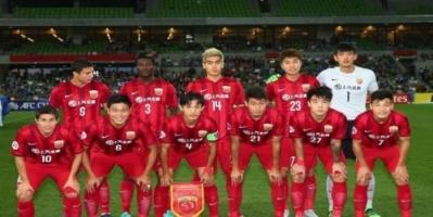 للمرة الأولى في تاريخ الدوري الصيني شنجهاي سيبج يتوج بلقب الدوري