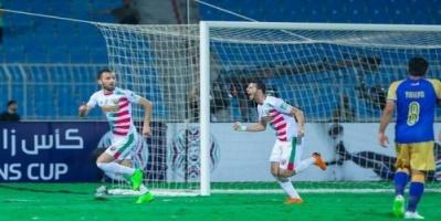 مولودية الجزائر يفوز على النصر السعودي 1-0 في كأس زايد للأندية الأبطال