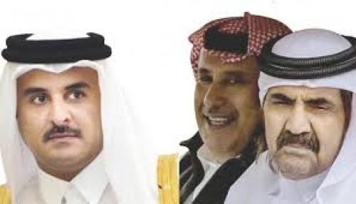 فهد آل ثاني يكشف تفاصيل جريمة جديدة للحمدين ستهز قطر