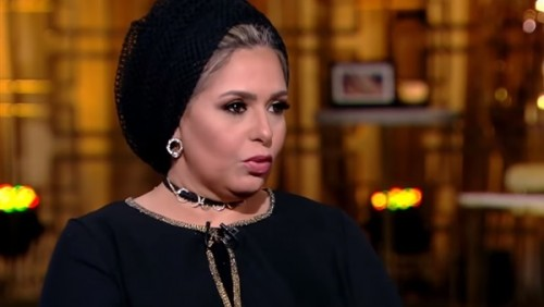 صابرين تكشف سبب توقف برنامجها الديني وسر حجابها