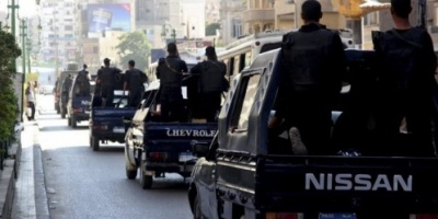تفاصيل استشهاد 4 ضباط مصريين إثر هجوم إرهابي