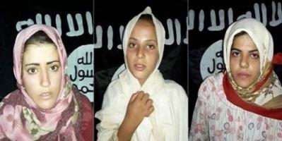الجيش السوري يحرر 19 درزية خطفهن داعش في السويداء