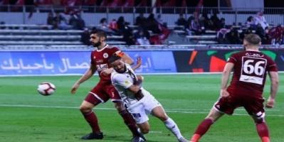 الشباب السعودي يسقط في فخ التعادل السلبي أمام الفيصلي