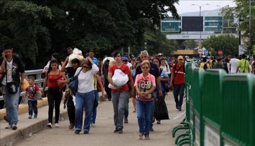 الأمم المتحدة: 3 ملايين شخص هاجروا من فنزويلا منذ 2015