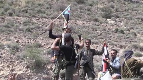 وسط تقهقر الحوثي.. الحزام الأمني و الجيش يواصلان التقدم بالضالع