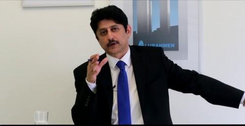 بن فريد: هاني بن بريك إنحاز لقضية شعبه المظلوم