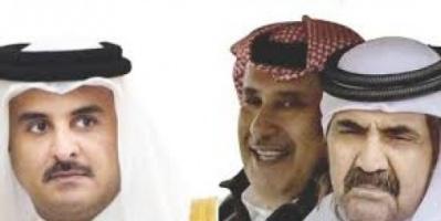"""صُحافي سعودي لـ""""الحمدين"""": ركز على المرتزقة بداخل قطر!"""