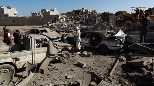 تدمير أكبر مركز عمليات للحوثيين تحت الأرض في الحديدة
