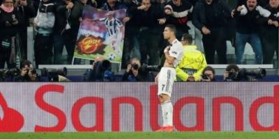 هدف رونالدو في اليونايتد الأفضل في دوري أبطال أوروبا