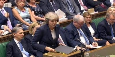 الوزير رقم 14 يستقيل من الحكومة البريطانية «تفاصيل»