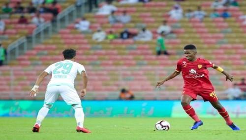 القادسية يحقق فوزه الثاني بالفوز على الأهلي 2-0 في الدوري السعودي