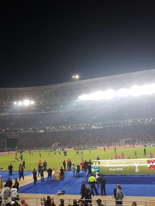 الترجي التونسي يذل الأهلي المصري بثلاثية في نهائي دوري أبطال إفريقيا