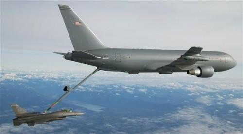 """""""التحالف العربي"""" يطلب من الولايات المتحدة وقف تزويد طائراته بالوقود جواً"""