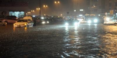 ارتفاع حالات الإصابة جراء الطقس السيئ في الكويت لأكثر من 400 مصاباً