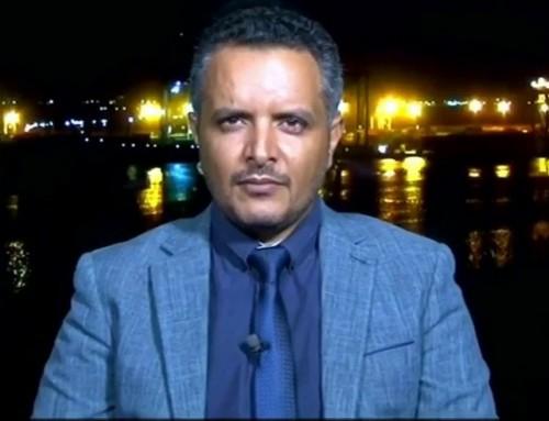 """""""اليافعي"""" عن زيارة سفير الدوحة لغزة: كوميديا حمدية سوداء"""