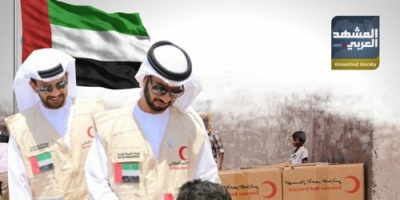 تعرف على حجم الدعم الإماراتي لمحافظات الجنوب خلال أسبوع.. انفوجرافيك