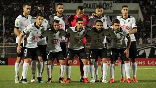 وفاق سطيف يفشل في خطف وصافة الدوري الجزائري