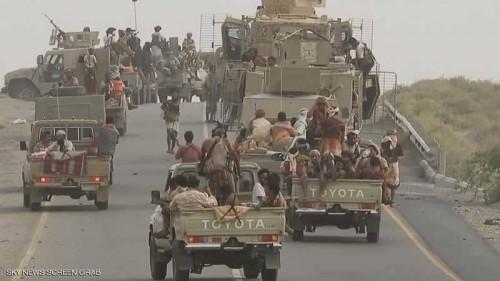 قوات الحزام الأمني تحبط تسللاً جديداً لعناصر حوثية بالحديدة
