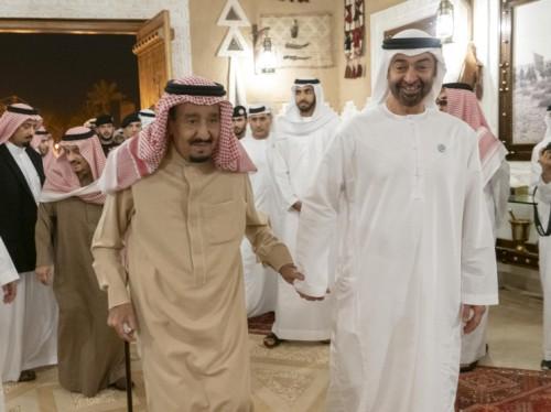 محمد بن زايد: الإمارات والسعودية مصيرهما واحد