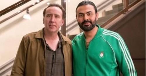 هذا الفيلم يجمع بين النجم العالمي نيكولاس كيدج والمصري محمد كريم