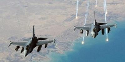 طيران التحالف يدك تعزيزات لمليشيات الحوثي في الحديدة