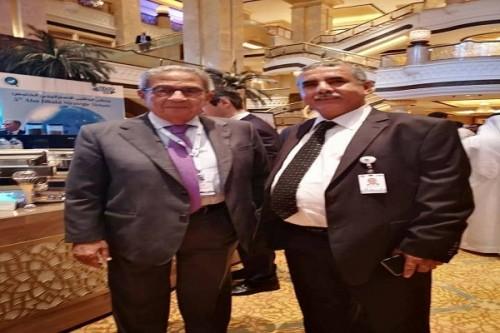 يحي غالب يوجه الشكر لـ عمرو موسى بعد دعمه للقضية الجنوبية