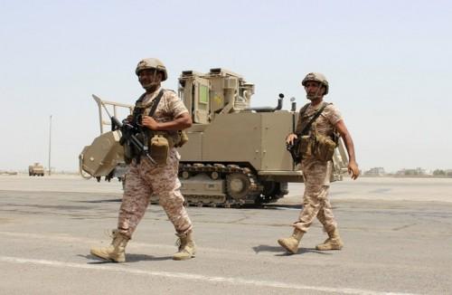 قوات العمالقة تقترب من السيطرة على ميناء الحديدة