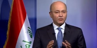 الرئيس العراقي: سأزور السعودية قريبًا