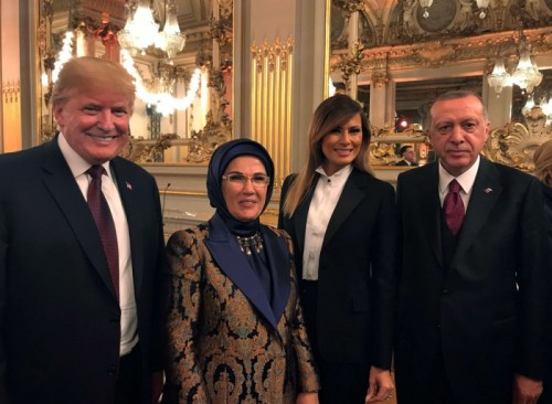 أردوغان يستغل مقتل خاشقجي للتقرب من ترامب