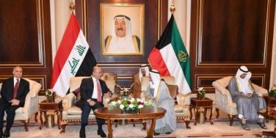 بتسليم ممتلكاتها..الرئيس العراقي يوطد علاقاته بالكويت