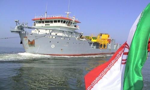 الجيش الإيراني يهدد بالتدخل العسكري لحماية ناقلات نفطه