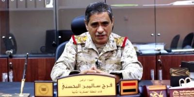 البحسني يكشف عن خطط لتعزيز الملف الأمني بوادي وصحراء حضرموت