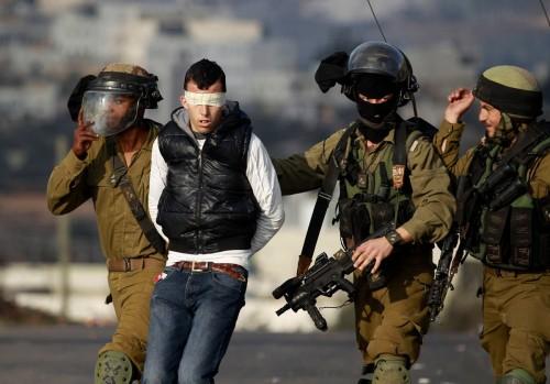 بينهم طفلان.. قوات الاحتلال الإسرائيلي تعتقل 8 فلسطينيين