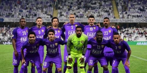 العين إلى ربع نهائي كأس الخليج العربي بالفوز على الفجيرة