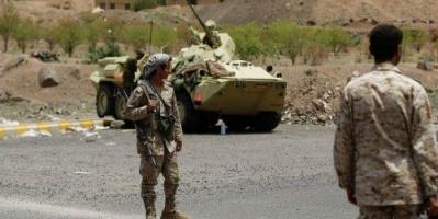 مقتل عشرات الحوثيين وأسر 8 آخرين بالضالع