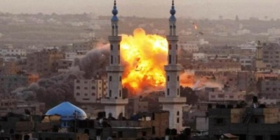 صُحافي فلسطيني يكشف مفاجآة مدوية بشأن قصف غزة