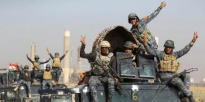 القبض على أكبر خلية إرهابية بالعراق