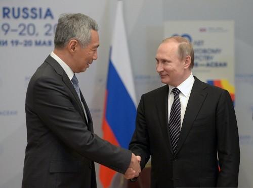 تعرف على جدول زيارة الرئيس الروسي لسنغافورة
